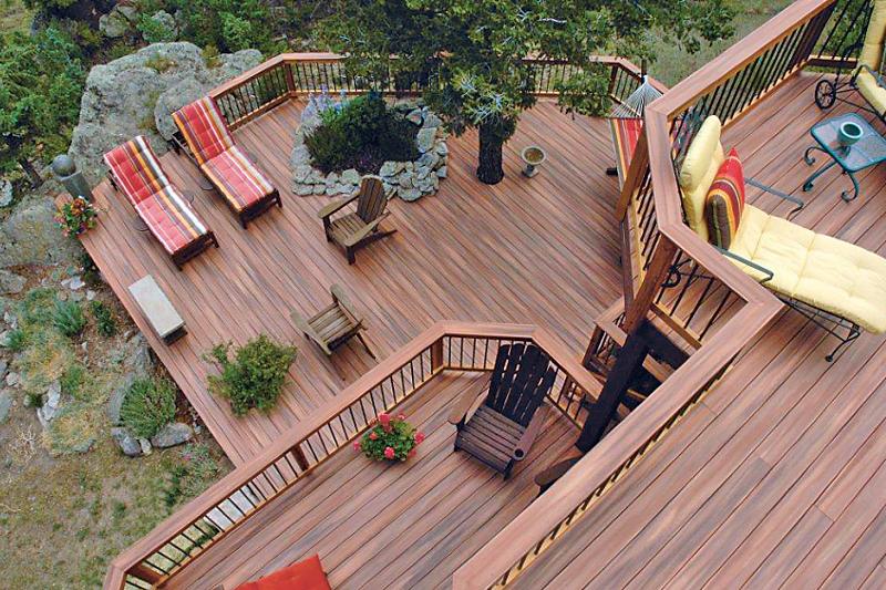 terrasse en bois prolongation de votre maison hkm sa fribourg lausanne gen ve. Black Bedroom Furniture Sets. Home Design Ideas